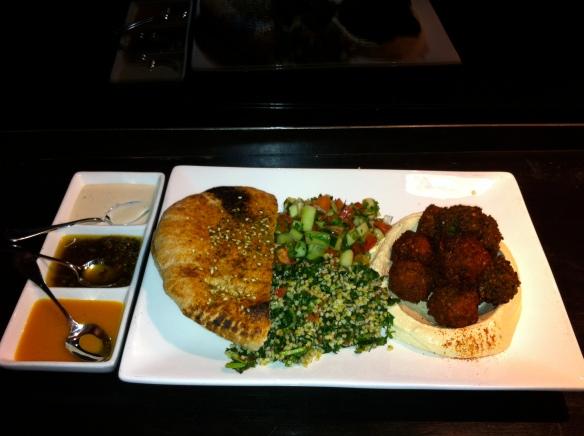 Taim Falafel Restaurant NYC Middle Eastern